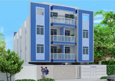 Residencial Royal Blue